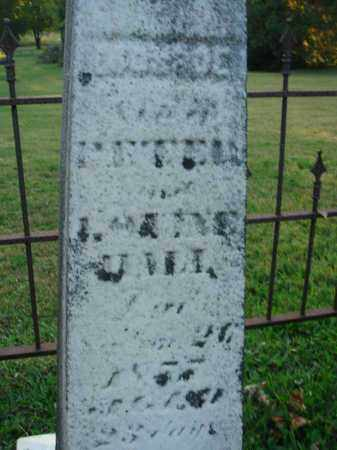 HALL, MONROE - Fairfield County, Ohio | MONROE HALL - Ohio Gravestone Photos