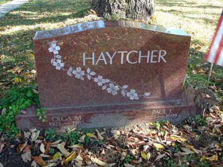 HAYTCHER, PAUL J. - Fairfield County, Ohio | PAUL J. HAYTCHER - Ohio Gravestone Photos