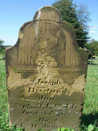 HIESTAND?, JOSEPH - Fairfield County, Ohio | JOSEPH HIESTAND? - Ohio Gravestone Photos
