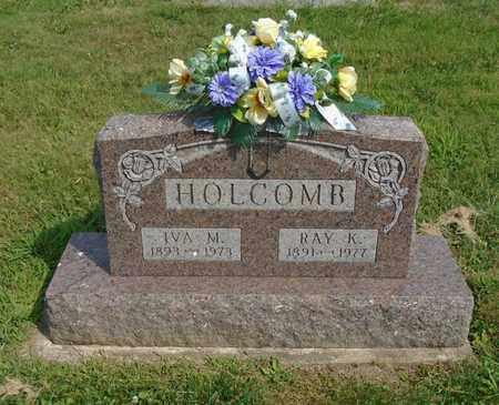HOLCOMB, RAY K. - Fairfield County, Ohio | RAY K. HOLCOMB - Ohio Gravestone Photos