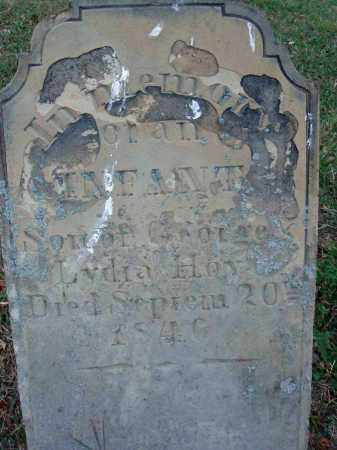 HOY, INFANT SON - Fairfield County, Ohio | INFANT SON HOY - Ohio Gravestone Photos