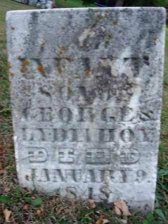 HOY, INFANT SON - Fairfield County, Ohio | INFANT SON HOY - Ohio Gravestone Photos