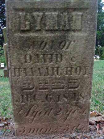 HOY, LYMAN - Fairfield County, Ohio | LYMAN HOY - Ohio Gravestone Photos