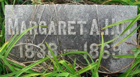 HOY, MARGARET A. - Fairfield County, Ohio | MARGARET A. HOY - Ohio Gravestone Photos