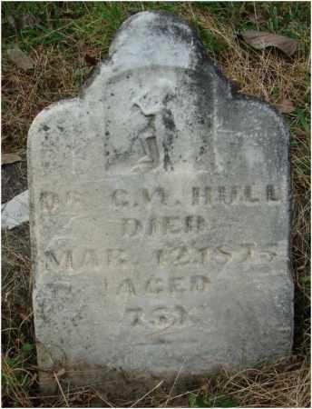 HULL, C. W. - Fairfield County, Ohio | C. W. HULL - Ohio Gravestone Photos