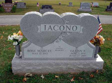 IACONO, GLENN E. - Fairfield County, Ohio | GLENN E. IACONO - Ohio Gravestone Photos