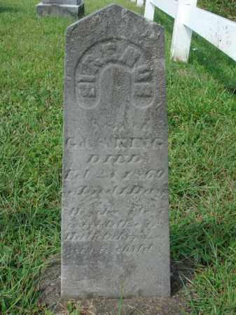 K?, SIRENUS - Fairfield County, Ohio   SIRENUS K? - Ohio Gravestone Photos