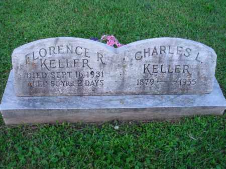 KELLER, CHARLES L. - Fairfield County, Ohio | CHARLES L. KELLER - Ohio Gravestone Photos