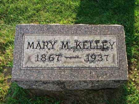 KELLEY, MARY M. - Fairfield County, Ohio | MARY M. KELLEY - Ohio Gravestone Photos