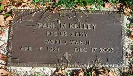KELLEY, PAUL M. - Fairfield County, Ohio | PAUL M. KELLEY - Ohio Gravestone Photos