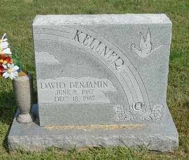 KELLNER, DAVID BENJAMIN - Fairfield County, Ohio | DAVID BENJAMIN KELLNER - Ohio Gravestone Photos