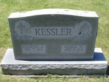 KESSLER, REGINA R. - Fairfield County, Ohio | REGINA R. KESSLER - Ohio Gravestone Photos