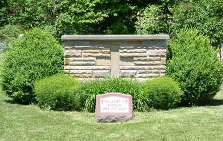 KESSLER, REV. ALBERT V. - Fairfield County, Ohio   REV. ALBERT V. KESSLER - Ohio Gravestone Photos