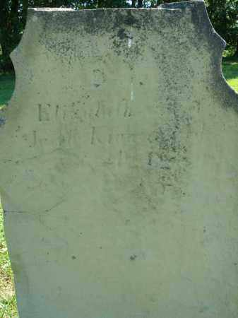 KI?, ELIZABETH - Fairfield County, Ohio   ELIZABETH KI? - Ohio Gravestone Photos