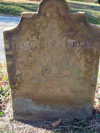 KISHLER, BLANCHE? - Fairfield County, Ohio   BLANCHE? KISHLER - Ohio Gravestone Photos