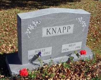 KNAPP, IVALEE - Fairfield County, Ohio | IVALEE KNAPP - Ohio Gravestone Photos