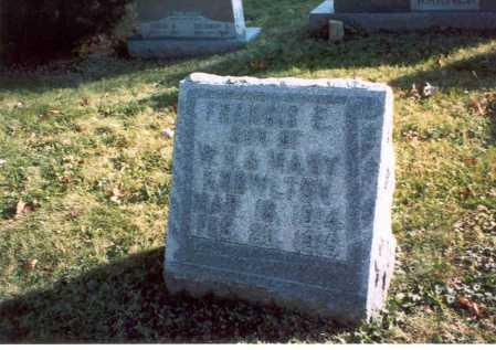 KNOWLTON, FRANCIS E. - Fairfield County, Ohio | FRANCIS E. KNOWLTON - Ohio Gravestone Photos