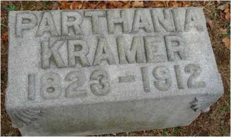 KRAMER, PARTHANIA - Fairfield County, Ohio | PARTHANIA KRAMER - Ohio Gravestone Photos