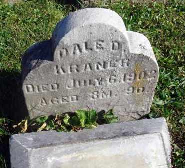 KRANER, DALE D. - Fairfield County, Ohio   DALE D. KRANER - Ohio Gravestone Photos