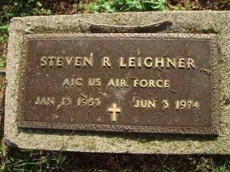 LEIGHNER, STEVEN R. - Fairfield County, Ohio | STEVEN R. LEIGHNER - Ohio Gravestone Photos