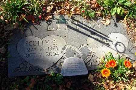 LITTON, SCOTTY S. - Fairfield County, Ohio | SCOTTY S. LITTON - Ohio Gravestone Photos