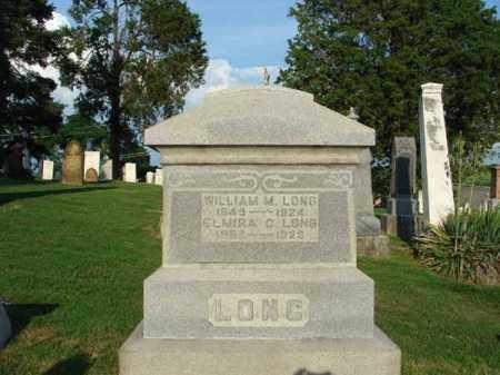 LONG, ELMIRA C. - Fairfield County, Ohio | ELMIRA C. LONG - Ohio Gravestone Photos