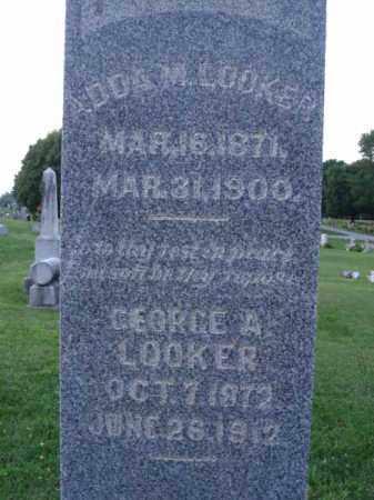 LOOKER, GEORGE A. - Fairfield County, Ohio | GEORGE A. LOOKER - Ohio Gravestone Photos
