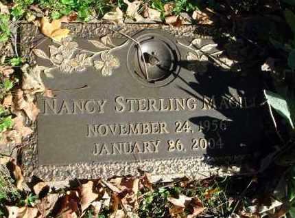 STERLING MAGILL, NANCY - Fairfield County, Ohio | NANCY STERLING MAGILL - Ohio Gravestone Photos