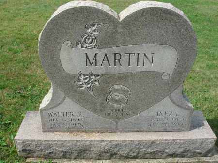 MARTIN, WALTER R. - Fairfield County, Ohio | WALTER R. MARTIN - Ohio Gravestone Photos
