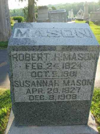 MASON, ROBERT H. - Fairfield County, Ohio | ROBERT H. MASON - Ohio Gravestone Photos