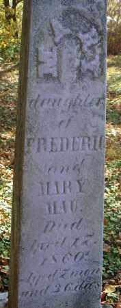 MAU, MARY - Fairfield County, Ohio   MARY MAU - Ohio Gravestone Photos