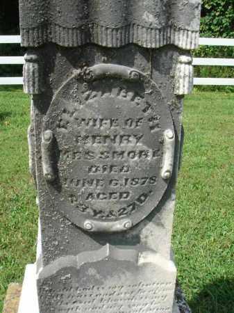 MESSMORE, ELIZABETH - Fairfield County, Ohio | ELIZABETH MESSMORE - Ohio Gravestone Photos