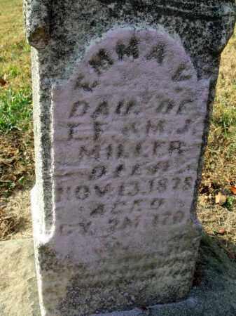 MILLER, EMMA V. - Fairfield County, Ohio   EMMA V. MILLER - Ohio Gravestone Photos