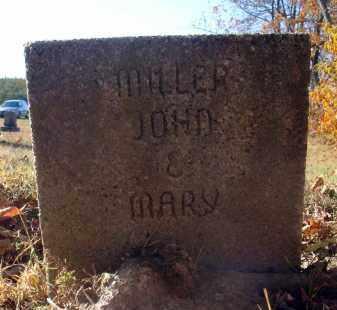 MILLER, MARY - Fairfield County, Ohio | MARY MILLER - Ohio Gravestone Photos