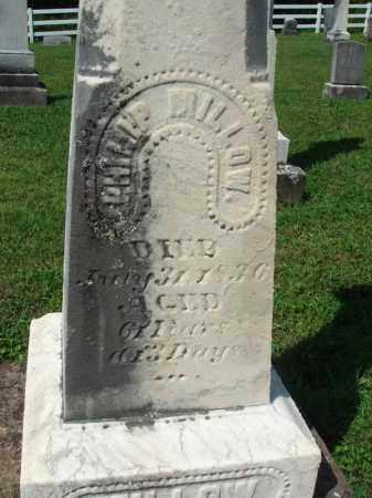 MILLOW, PHILIP - Fairfield County, Ohio | PHILIP MILLOW - Ohio Gravestone Photos