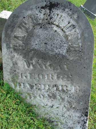 MINEHART?, CATHERINE - Fairfield County, Ohio   CATHERINE MINEHART? - Ohio Gravestone Photos