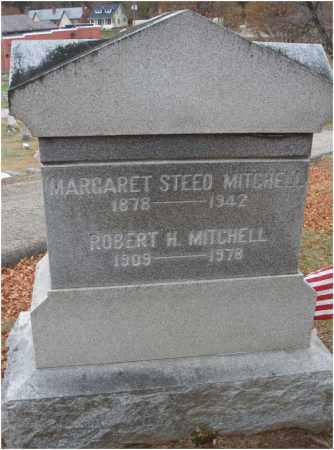 STEED MITCHELL, MARGARET - Fairfield County, Ohio | MARGARET STEED MITCHELL - Ohio Gravestone Photos