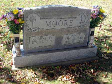 MOORE, JUDY A. - Fairfield County, Ohio | JUDY A. MOORE - Ohio Gravestone Photos