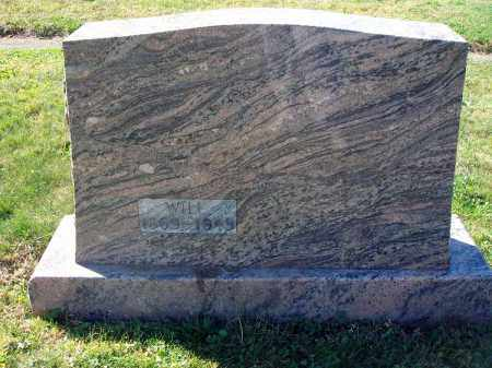 MOORE, WILL - Fairfield County, Ohio | WILL MOORE - Ohio Gravestone Photos