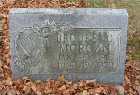 MORGAN, BROOKS C. - Fairfield County, Ohio | BROOKS C. MORGAN - Ohio Gravestone Photos