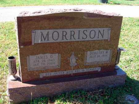 MORRISON, JAMES O. - Fairfield County, Ohio   JAMES O. MORRISON - Ohio Gravestone Photos