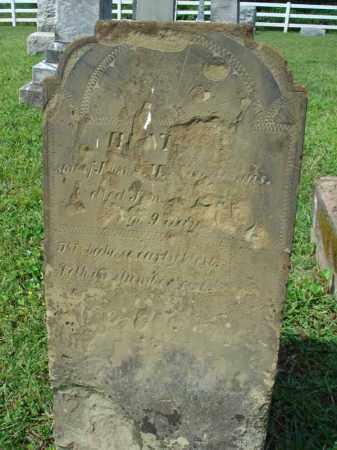 NICODEMUS, HENRY - Fairfield County, Ohio   HENRY NICODEMUS - Ohio Gravestone Photos
