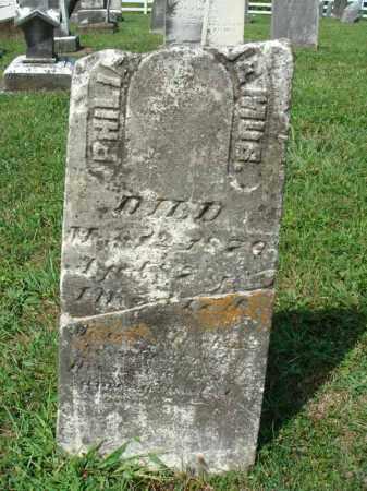 NICODEMUS, PHILIP - Fairfield County, Ohio   PHILIP NICODEMUS - Ohio Gravestone Photos