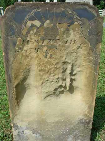 NICODEMUS, SUSAN? - Fairfield County, Ohio | SUSAN? NICODEMUS - Ohio Gravestone Photos