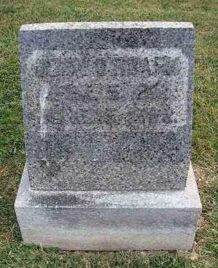 O'ROARK, JOHN - Fairfield County, Ohio | JOHN O'ROARK - Ohio Gravestone Photos