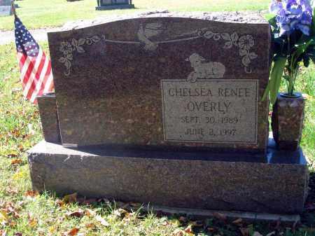 OVERLY, CHELSEA RENEE - Fairfield County, Ohio   CHELSEA RENEE OVERLY - Ohio Gravestone Photos