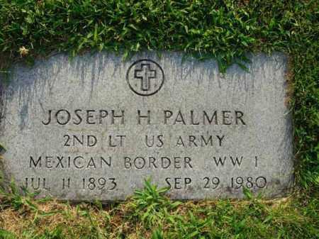 PALMER, JOSEPH H. - Fairfield County, Ohio | JOSEPH H. PALMER - Ohio Gravestone Photos