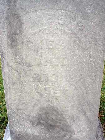 PICKERING, JAMES B. - Fairfield County, Ohio | JAMES B. PICKERING - Ohio Gravestone Photos