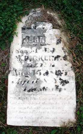 PICKERING, JOHN - Fairfield County, Ohio | JOHN PICKERING - Ohio Gravestone Photos
