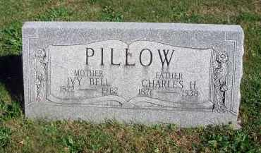 PILLOW, CHARLES H. - Fairfield County, Ohio | CHARLES H. PILLOW - Ohio Gravestone Photos
